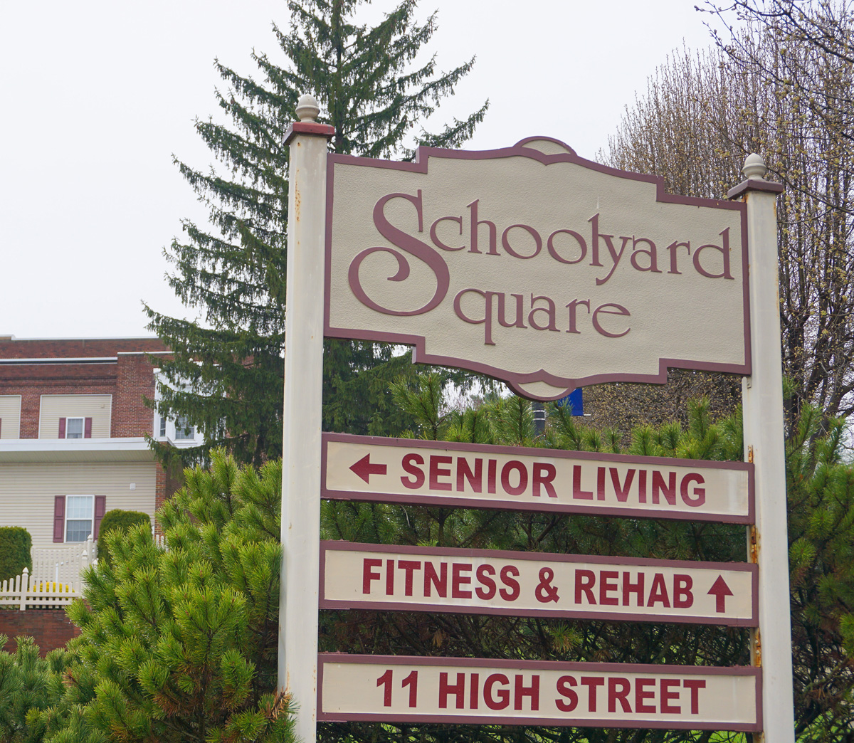 Welcome to Schoolyard Square!